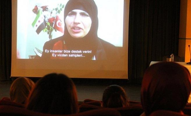 Suriye'den kaçan kadınların dramı