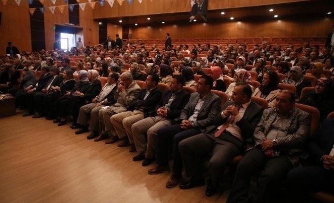 'Gönüllerdeki Cumhurbaşkanı adayı Erdoğan'