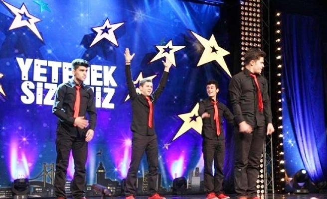 Sessiz Dans Kahramanmaraş'ta