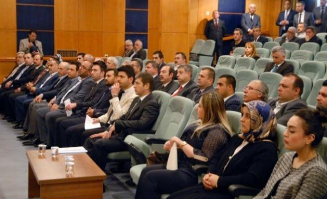 Onikişubat Belediyesi 3 Haziran'da Toplanıyor