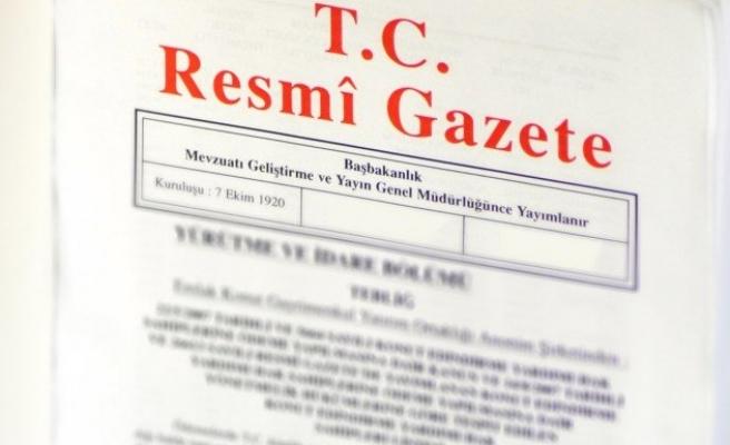 Cumhurbaşkanı seçim takvimi belirlendi