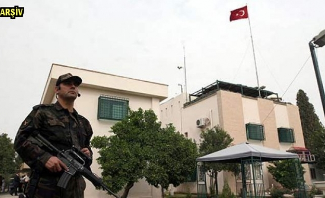 IŞİD Türk Konsolosluğu'nu işgal etti