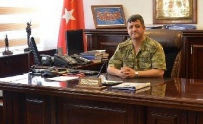 Başkan Erkoç'tan Jandarmaya Ziyaret
