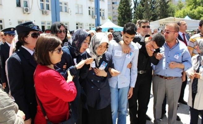 Şehit Ahmet Maraşlı, Son Yolculuğuna Uğurlandı