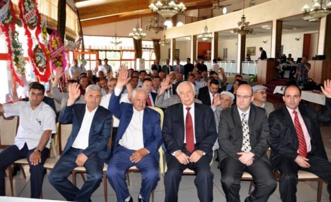 Elbistan Pancar Koopetifi Genel Kurulu yapıldı