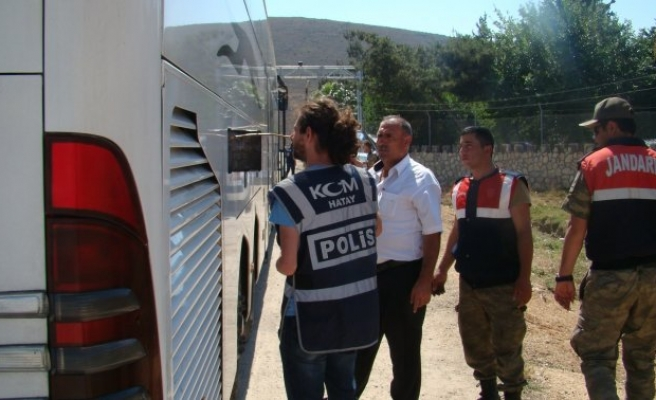 Kırıkhan'da 267 bin litre kaçak akaryakıt ele geçirildi