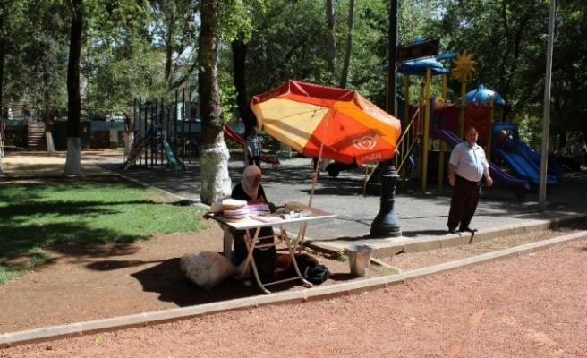 70 Yaşındaki Kadının Yaşam Çilesi