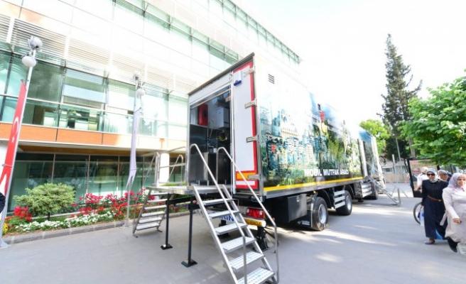 Ramazanda Mobil Mutfak Hizmet Verecek