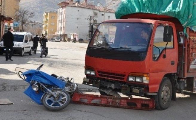 Elbistan'da Kazaların Bilançosu Ağır