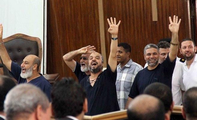 Mısır'da 10 kişinin idam kararına onama