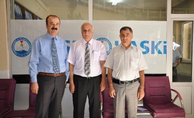 KASKİ, Elbistan'da Yoğun Çalışacak
