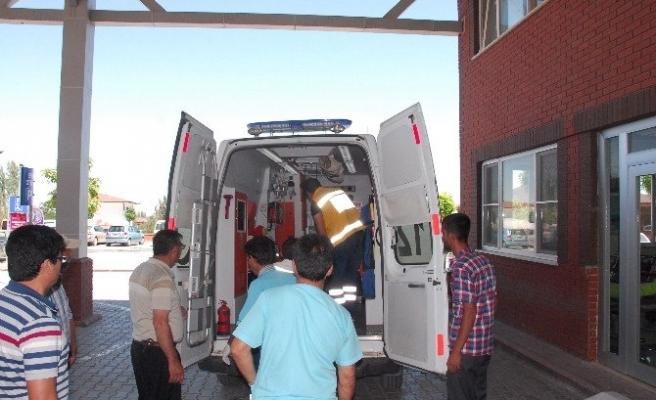 Nurhak'ta Motosiklet Kazası: 5 Yaralı