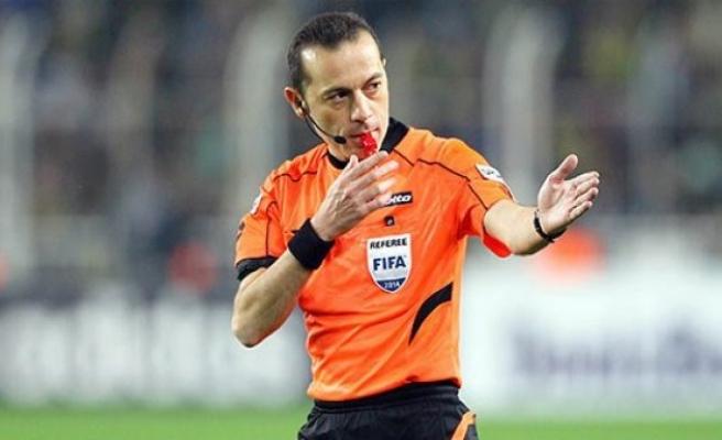 Cünety Çakır'a yarı final maçı
