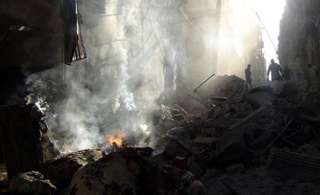 Halep 26 bin kişiye mezar oldu