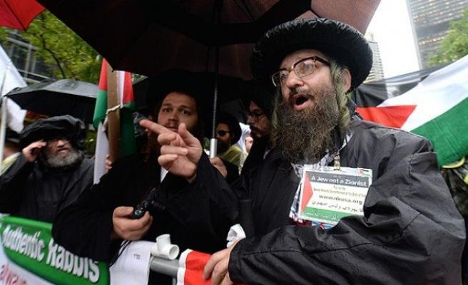 Yahudiler'den İsrail'e Gazze tepkisi