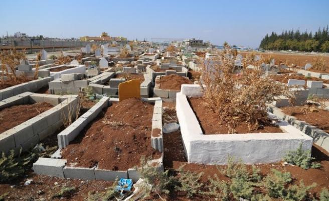 Sahipsiz cenazeler, kimsesiz mezarlığına defnediliyor