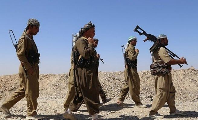 10 Peşmerge Kobani'ye geçti!