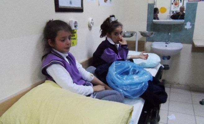 İlköğretim Okulu'nda Soba Zehirlenmesi