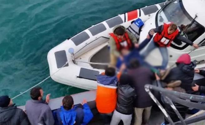 Cesetleri denizden balıkçılar çıkardı!