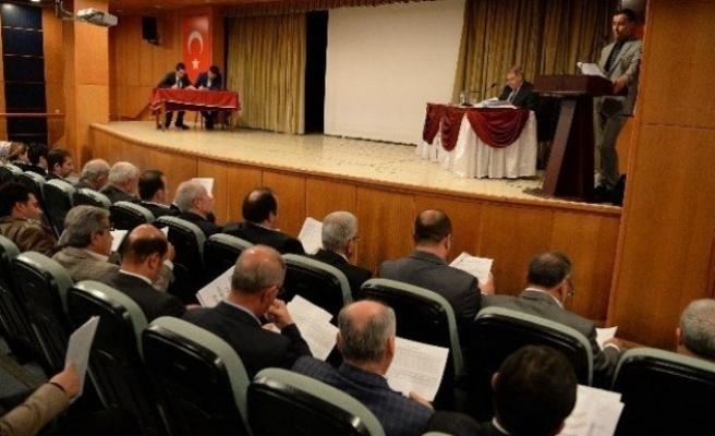 Onikişubat Belediye Meclisi Kasım ayı toplantısı yapıldı