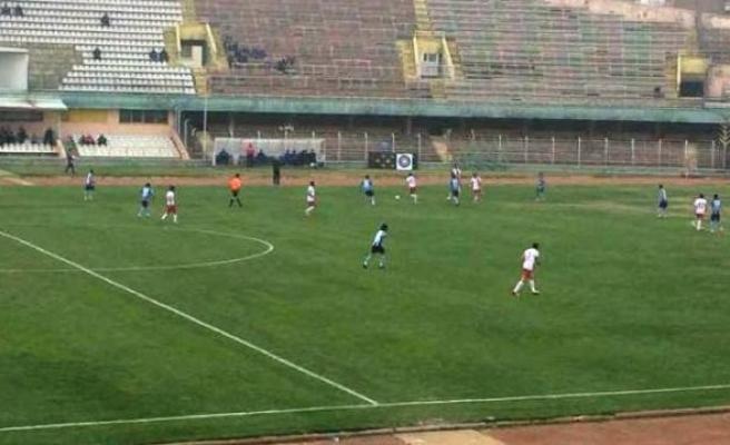 Ankara Demirspor-Kahramanmaraş B.B.: 0-0