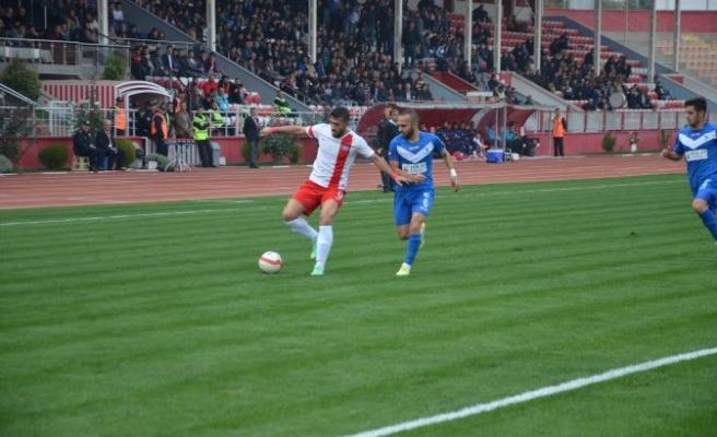 Kahramanmaraş Büyükşehir 4-1 galip!