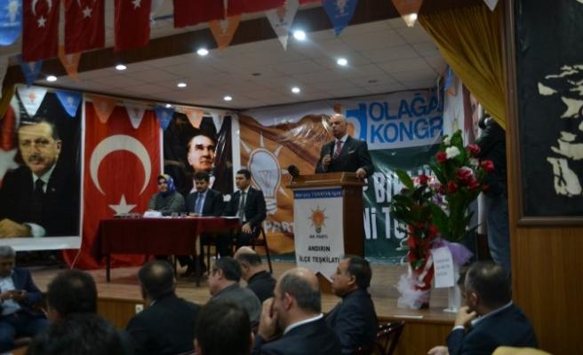 AK Parti Andırın 5. Olağan Kongresi
