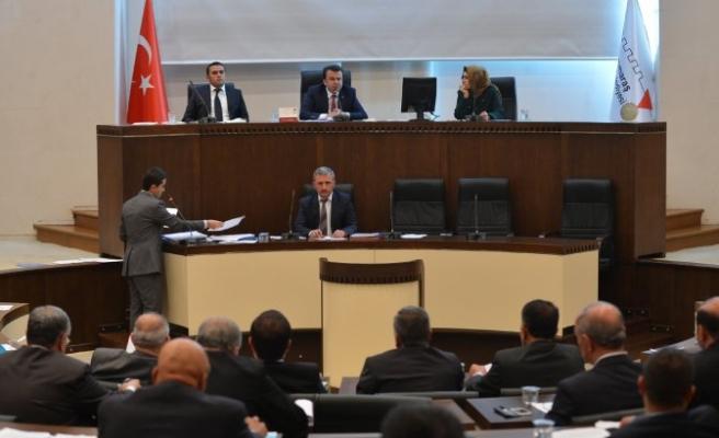 Büyükşehir Meclisi 9 Aralık'ta Toplandı