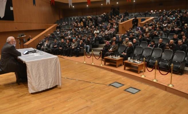 1. Kitap ve Kültür Fuarı Konferansla Sona Erdi