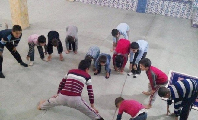 Cami-Gençlik Projesi