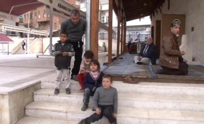 Dilendirilen Suriyeli çocukların gözyaşı