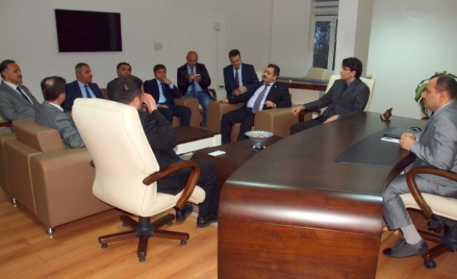 Yılın Son Koordinasyon Toplantısı Yapıldı