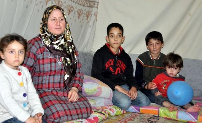 Suriyeliler yeni yıldan umutlu!