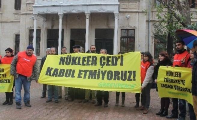 Greenpeace, Akkuyu için dava açtı!