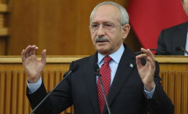 Kılıçdaroğlu'ndan Cumhuriyet'e 'geçmiş olsun'!