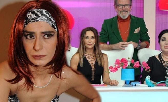 Yıldız Tilbe Hülya Avşar tartışması!