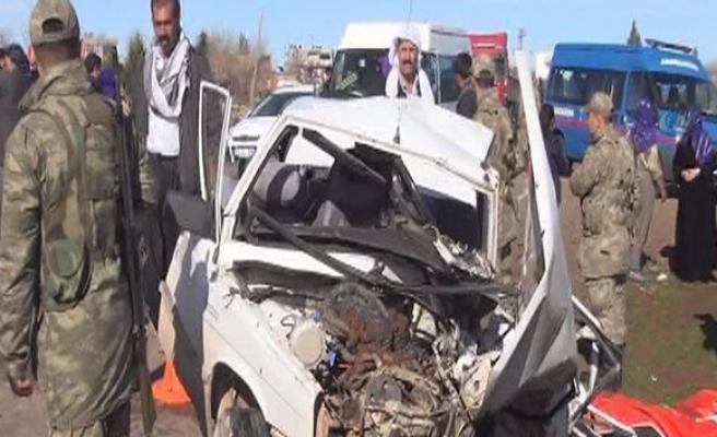 Şanlıurfa'da trafik kazası: 4 ölü, 7 yaralı