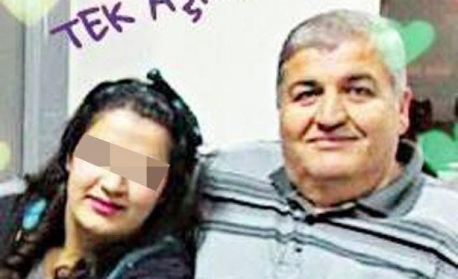 Kızını Bıçaklayan Baba Gazetecilere Saldırdı
