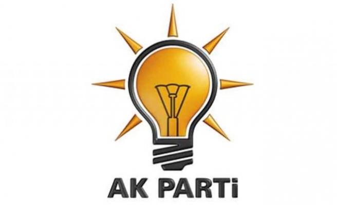 AK Partili meclis üyesi tepki için istifa etti!