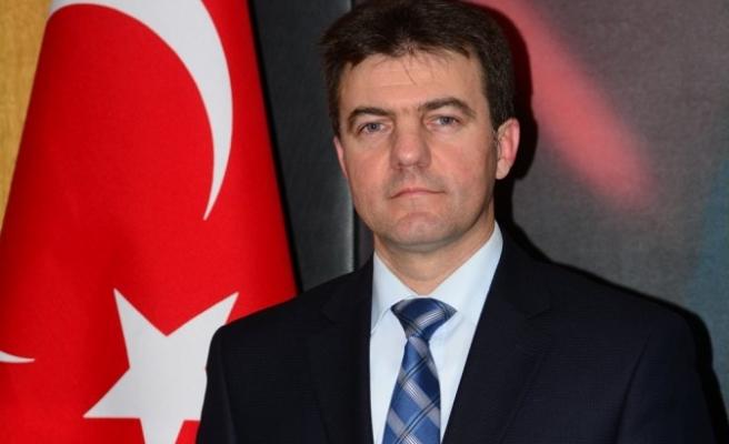Yeni Sağlık Müdürü Dr. Murat Coşkun..