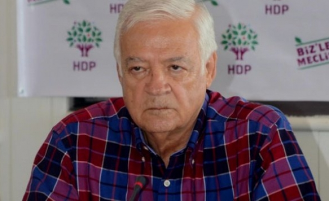 HDP'nin Adayı Dengir Mir Mehmet Fırat oldu!