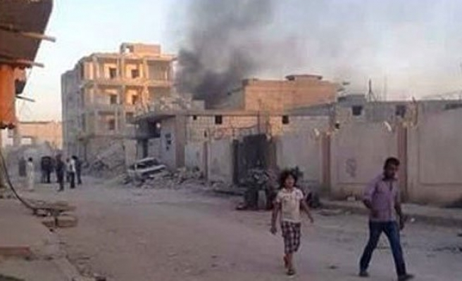 IŞİD, Kobani'ye saldırdı!
