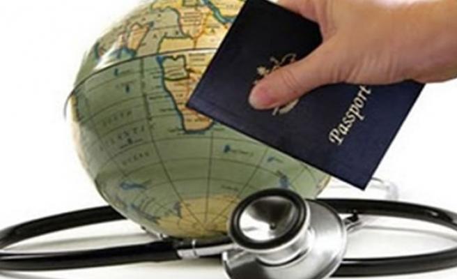 Hem gezi hem de tedavi için Türkiye'ye geliyorlar!