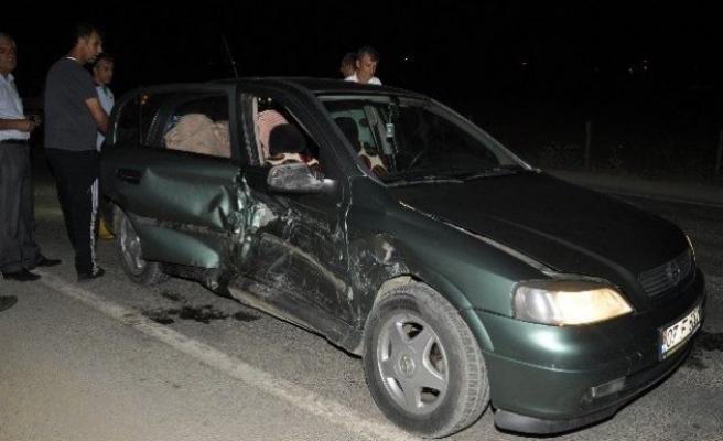 Kahramanmaraş'ta trafik kazası: 7 Yaralı