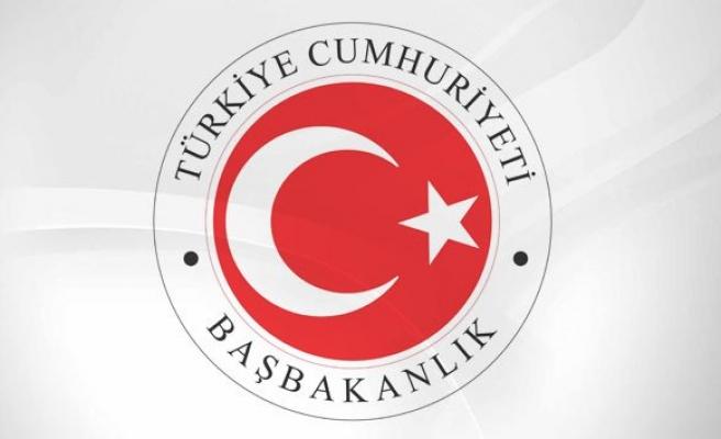 Başbakanlık: '39 ilde 1302 kişi gözaltına alındı!'