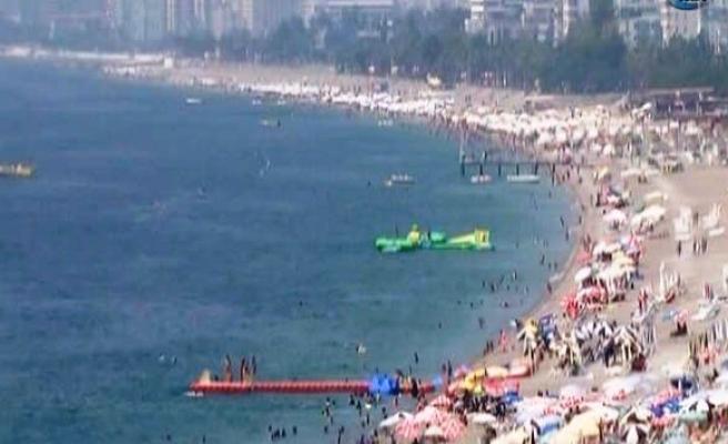 Sıcak havalar Türkiye'yi etkisi altına aldı!