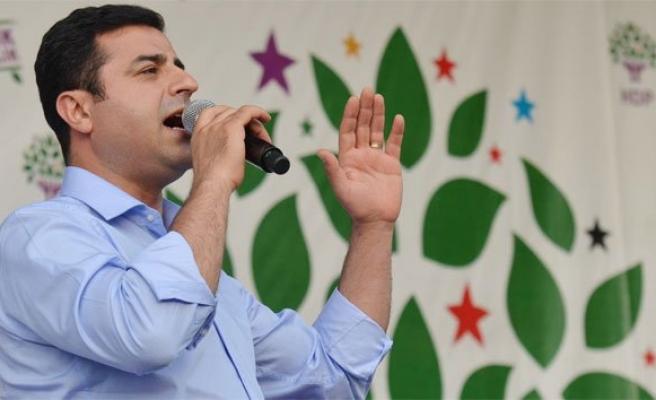 PKK Derhal Elini Tetikten Çekmeli