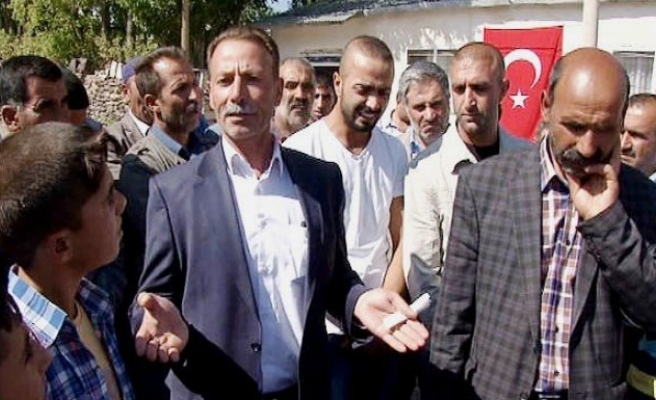 'Oğlumdan Erdoğan ve Demirtaş sorumludur!'