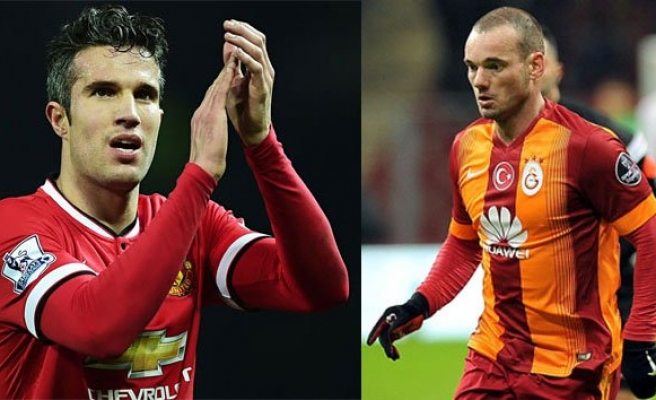 Sneijder ve Van Persie kadroda!