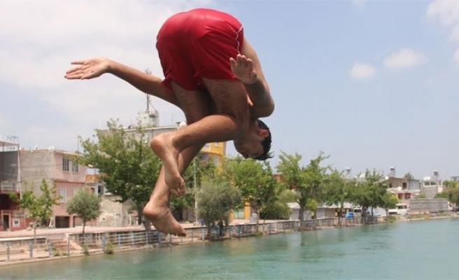 Adana'da boğulma oranı arttı!